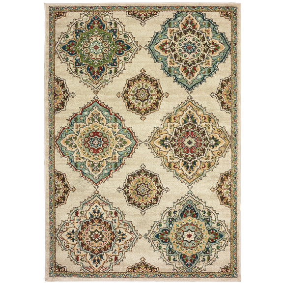 DSN 8334A-Casual-Area Rugs Weaver