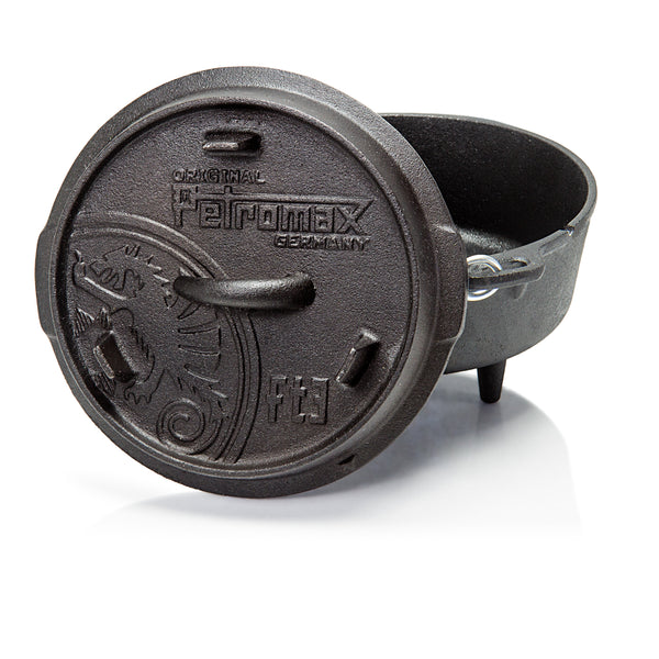 Petromax Dutch Oven ft3 met pootjes