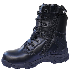 PARATAC 8 S 2021 - High Leg Side Zip Safety Boot