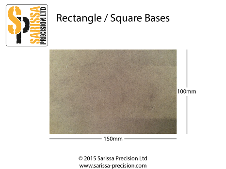 150x100mm Base Pack
