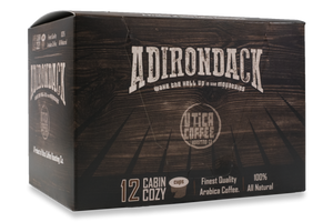Adirondack Blend Dark Roast K-Cups - Wake The Hell Up Coffee