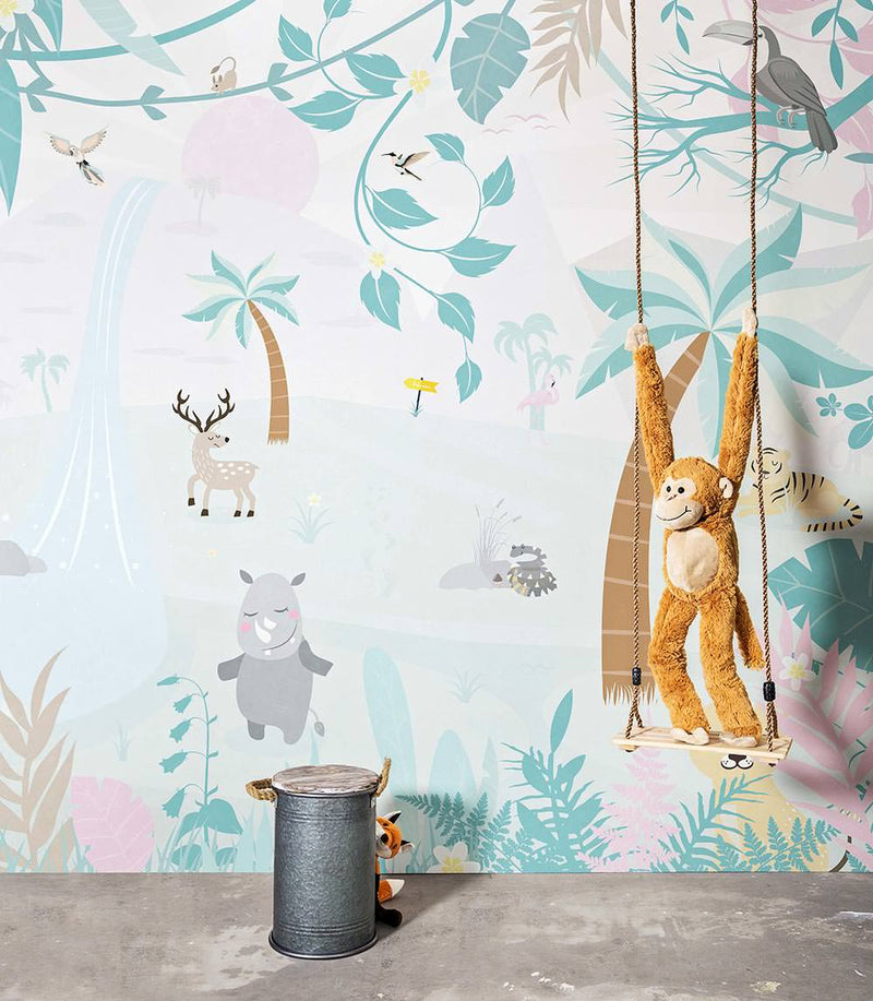 SMALL TALK Wallpaper Patten No. 219243
