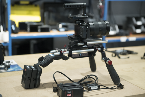 Rent A7S SHOULDER RIG & CAGE COMBO KIT