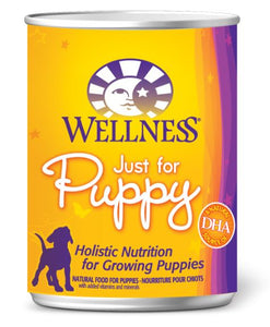 Dog Wet Food: Just for puppy - Complete Health by Wellness