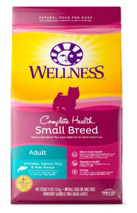 adult small breed White fish, Salmon, & Peas - Complete Health Series by Wellness