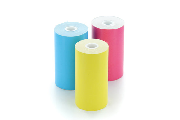 Cubinote PRO - Sticky Note Paper - 3-Roll Pack