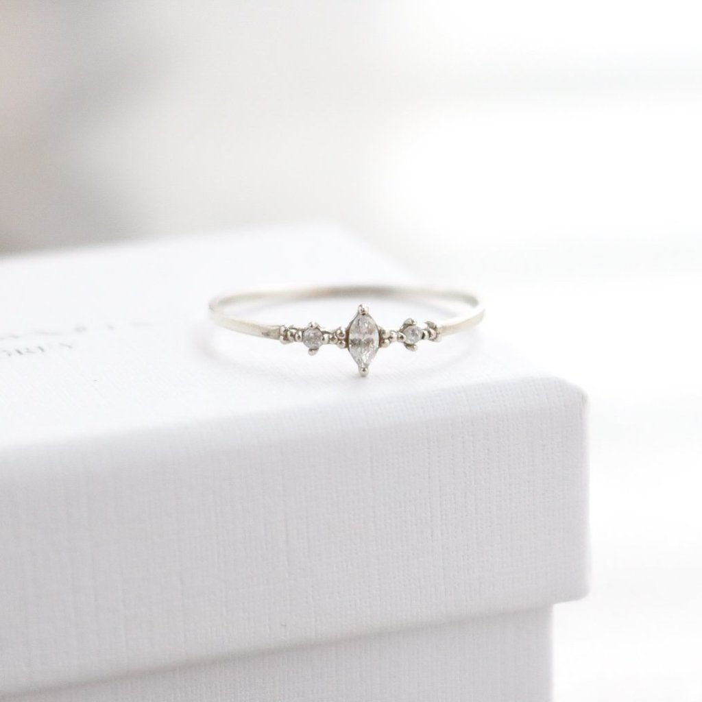 Avalon Ring - Sterling Silver