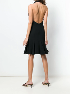 STELLA MCCARTNEY - Jayda Halter Dress