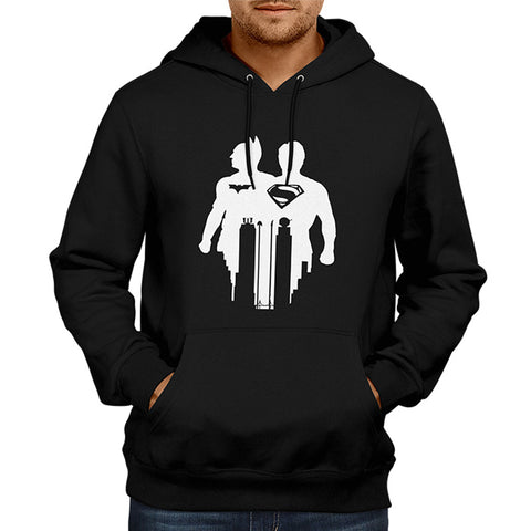 Batman Vs Superman Black Hoodie