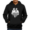 Image of Batman Vs Superman Black Hoodie