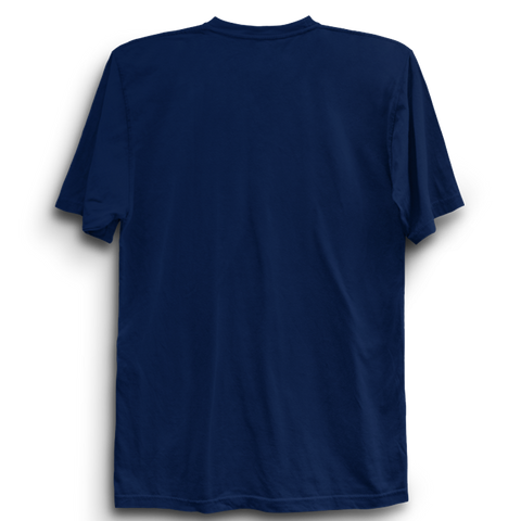 Be The Hand Feet Of Jesus -Half Sleeve Navy Blue