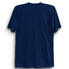 Image of Be The Hand Feet Of Jesus -Half Sleeve Navy Blue