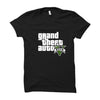 Image of Grand Theft Auto -Half Sleeve-Black