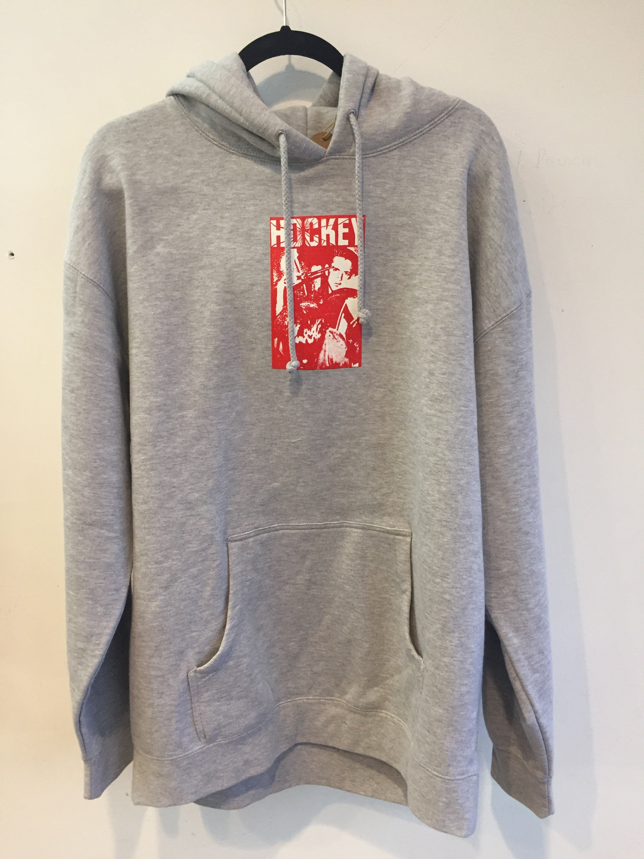 Opening Ceremony - Gray - Hockey Hoodie - Size XL