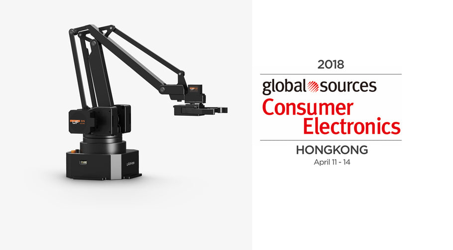 2018 HK Global Sources Exhibition