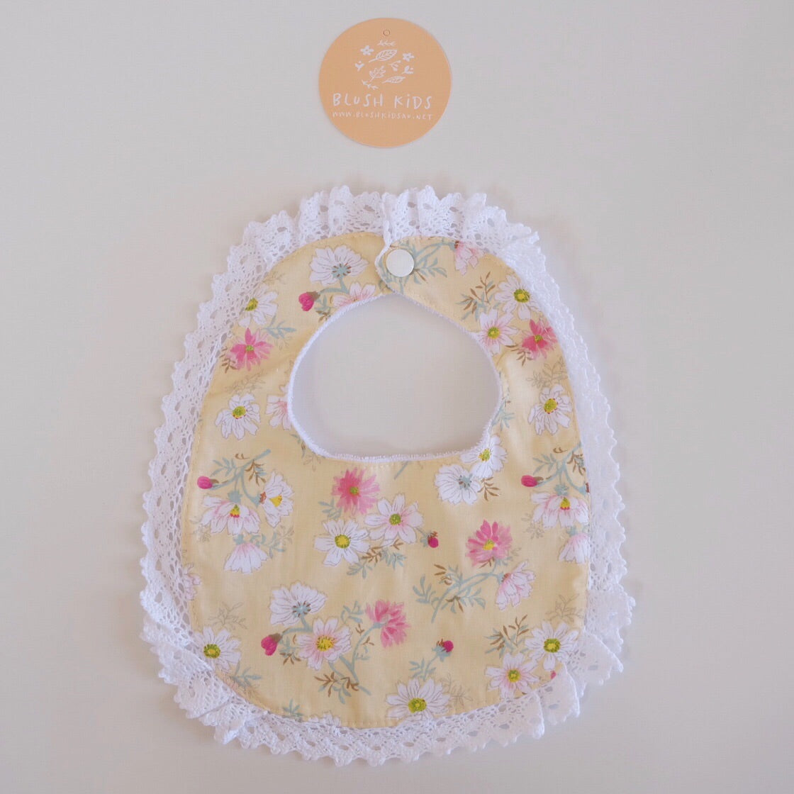 Lace Bib - Chesca
