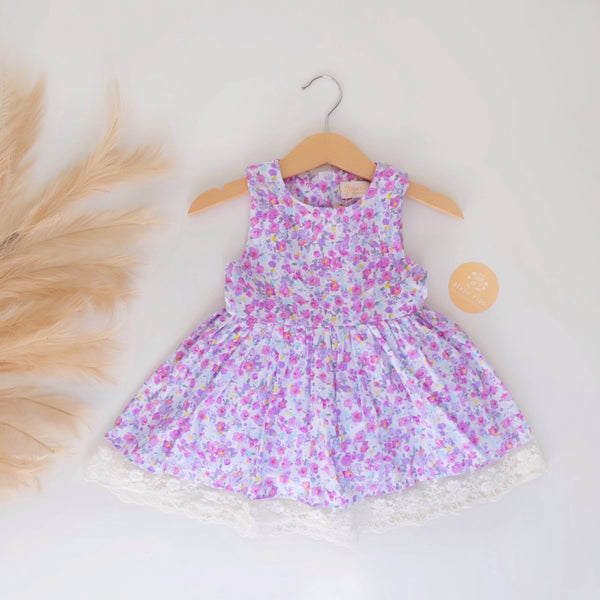 Tea Party Dress - Iris