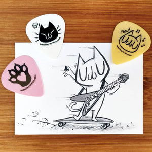 Guitar Picks Rad Pack