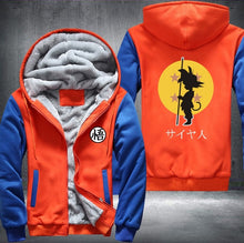 Premium Dragon Ball Z Super Zip Up Hoodie Anime Manga