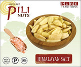 Pili Nuts, Sprouted, Certified Paleo &Amp; Keto (Himalayan Salt, 14 Oz)