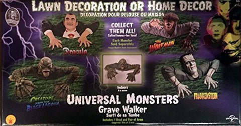 Creature From The Black Lagoon Grave Walker Decoration
