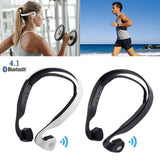 Bone-Conduction Hi-Tech Bluetooth Headphones - Wish-n-Bliss