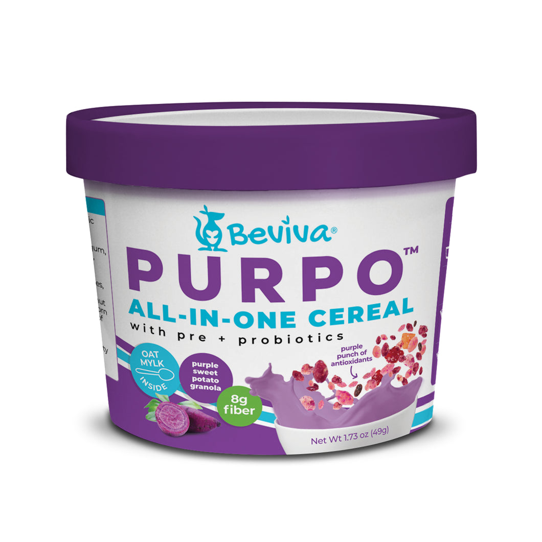 PURPO™ All-in-One Cereal Cup 1.73 oz