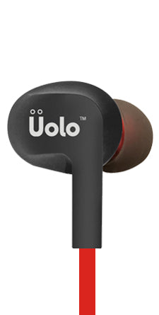 Uolo Pulse Bluetooth In-Ear HD Stereo Headphones