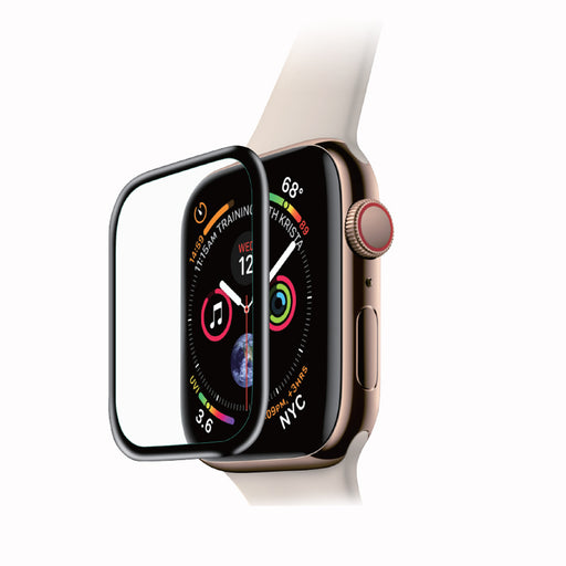 Uolo Shield 3D Glass (Full Adhesive), Apple Watch Series 4 44mm
