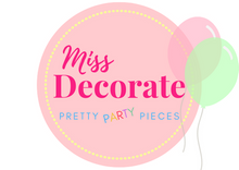 Miss Decorate