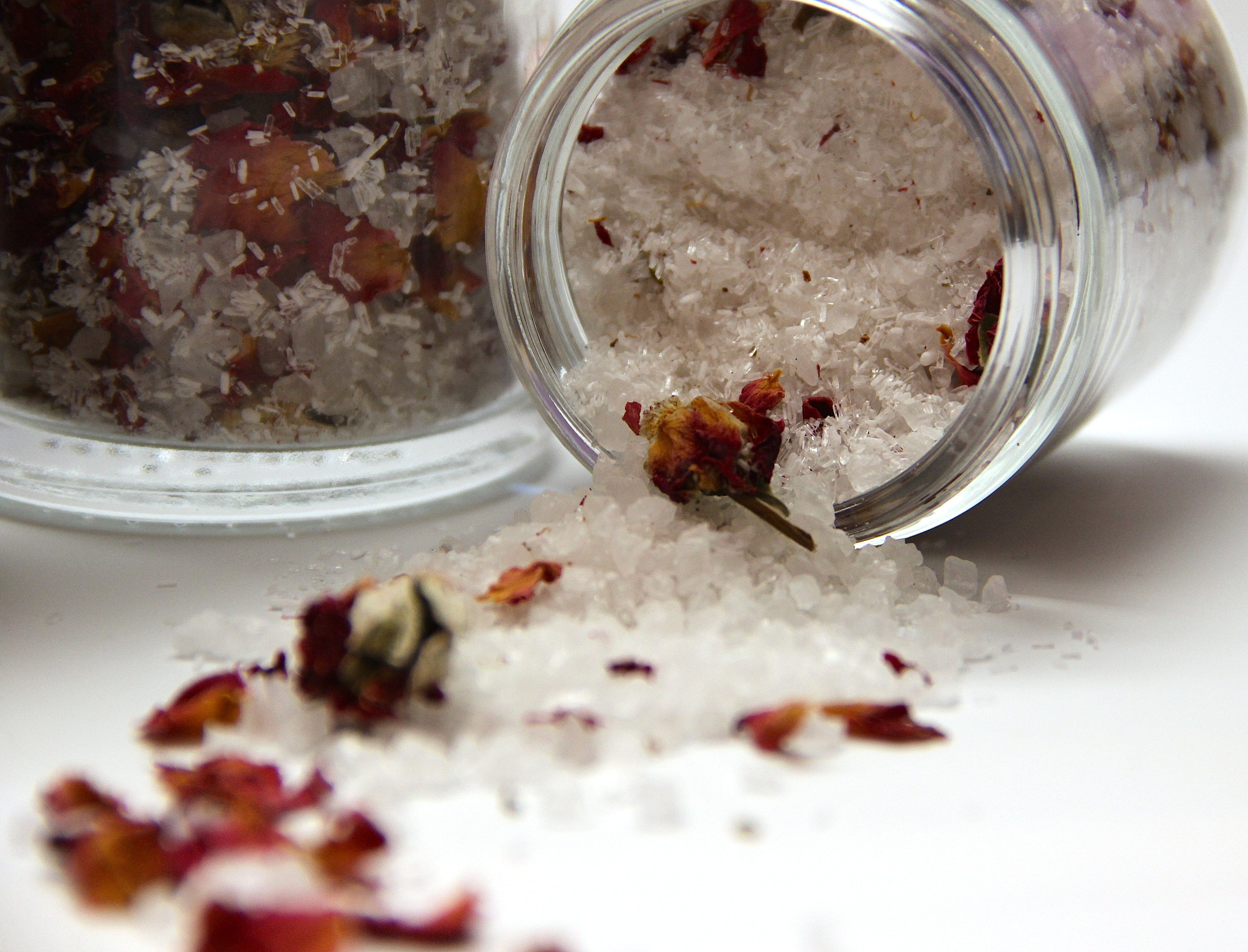 Mullein and Sparrow Bath Salts