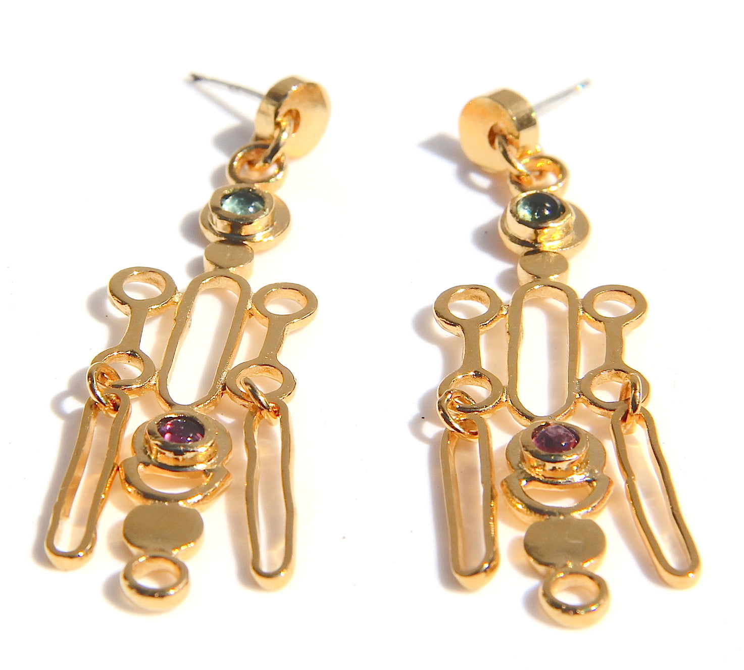 Lady J Jewelry Caledula Earrings