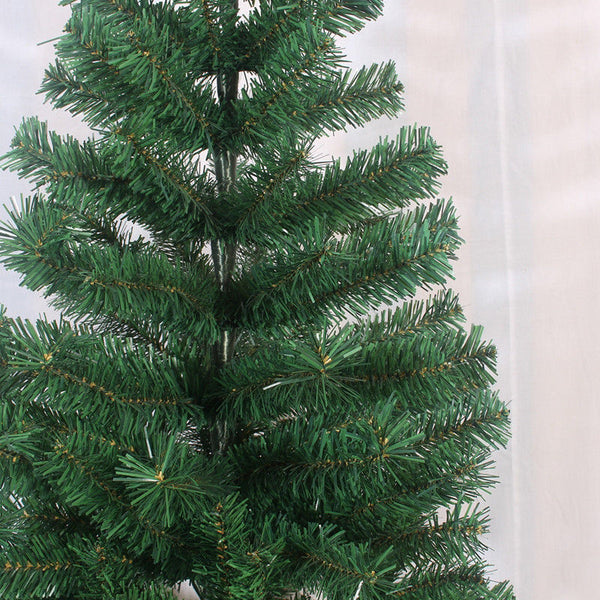 2.1M Artificial Green Pine Christmas Tree Indoor Outdoor Home Garden Christmas Decoration 2019New Year Home Deror Christmas Tree