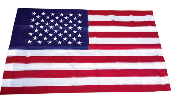 3x5 FT American Flag U.S.A US 4th of July Decorations Strips&Stars Polyester 5 PCS