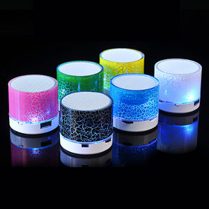 LED Mini Wireless Bluetooth Speaker - Dazam