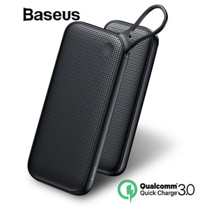Baseus 20000mAh PowerBank (Dual QC3.0 Quick Charger) - Dazam