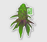 Purps Die Cut Sticker