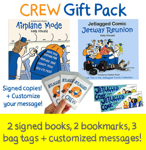 CREW Gift Pack