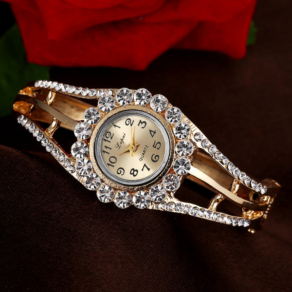 Women watches Fashion Hot Sale Luxury Bracelet Ladies Elegant