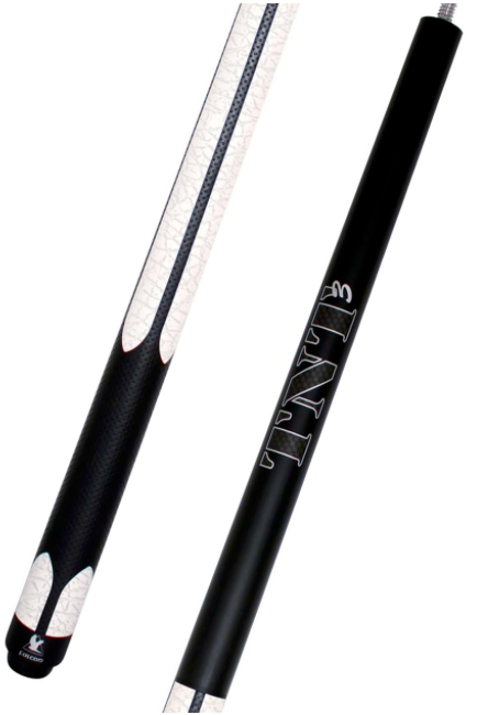 Falcon TNT3 Jump Cue Black