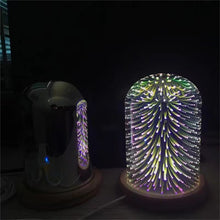 Load image into Gallery viewer, Atom - Glass LED Lamps (Long)