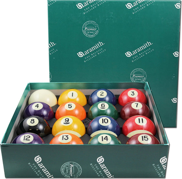Aramith Premier Pool ball Set 2 1/4'
