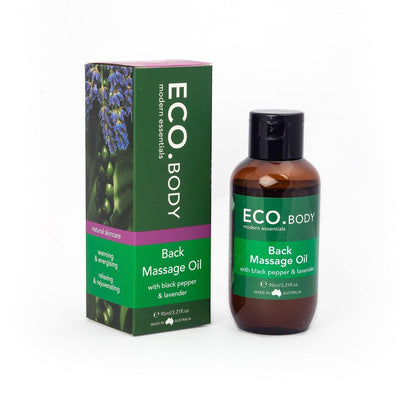ECO. Back Massage & Body Oil