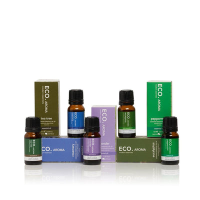 ECO. Best Selling Essential Oil Collection Pack