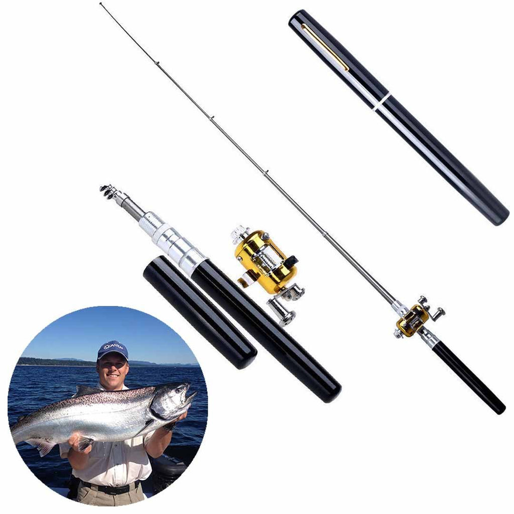 50% OFF ONLY TODAY | VS™ Pocket Size Fishing Rod