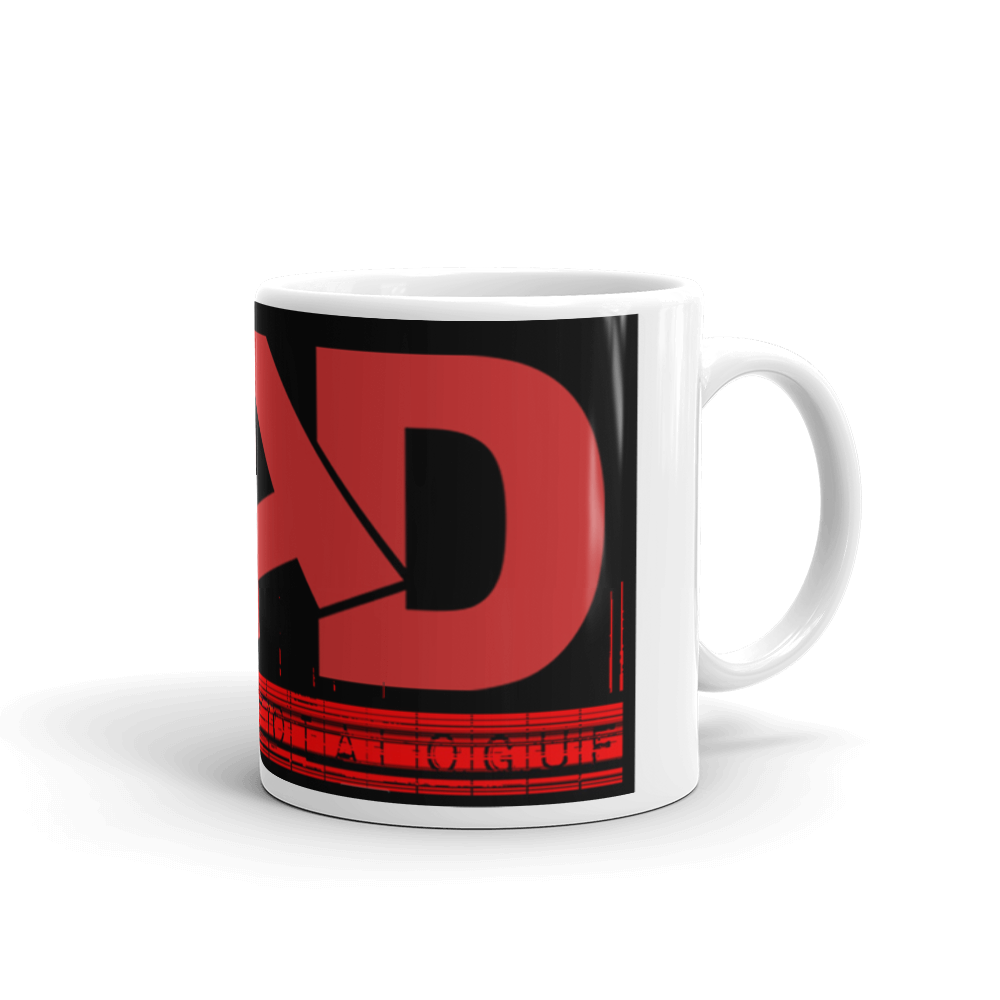 No Audio Dialogue - Mug