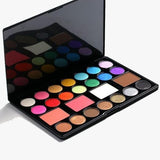 25 Color Makeup Palette
