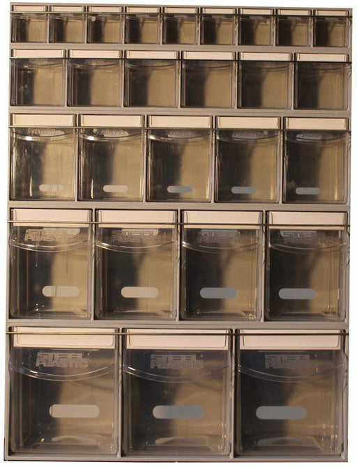 Complete Tilt Bin Kit (27 compartments)