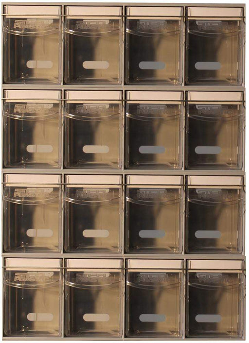 Complete Tilt Bin Kit (16 compartments)