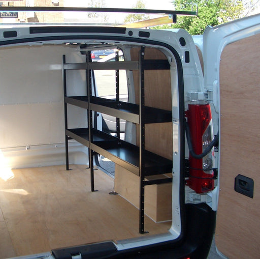 Van Storage Shelving